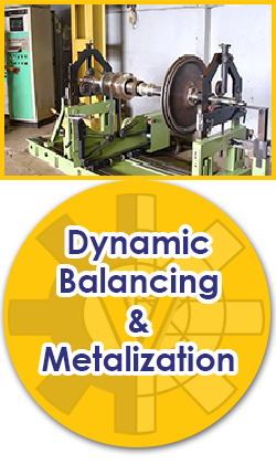 Dynamic Balancing & Metalization