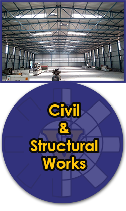 Civil & Structural Works